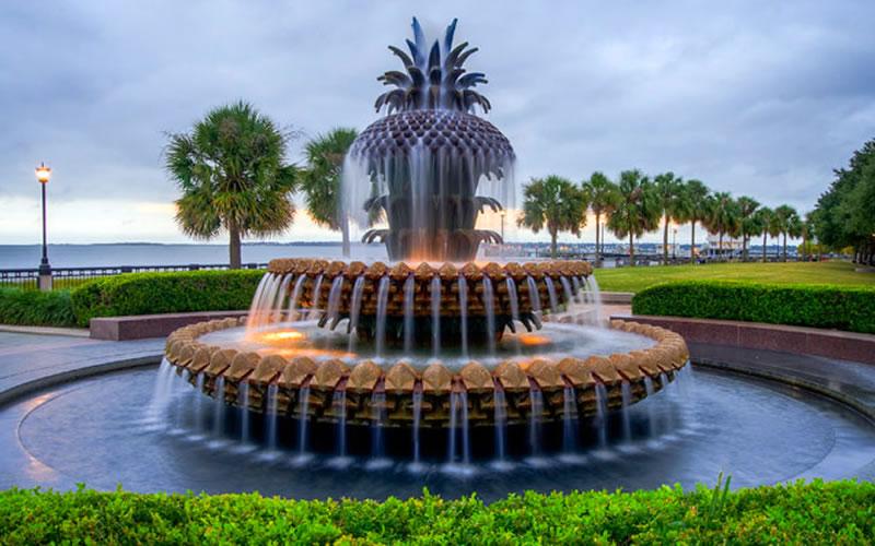 Test Fountain